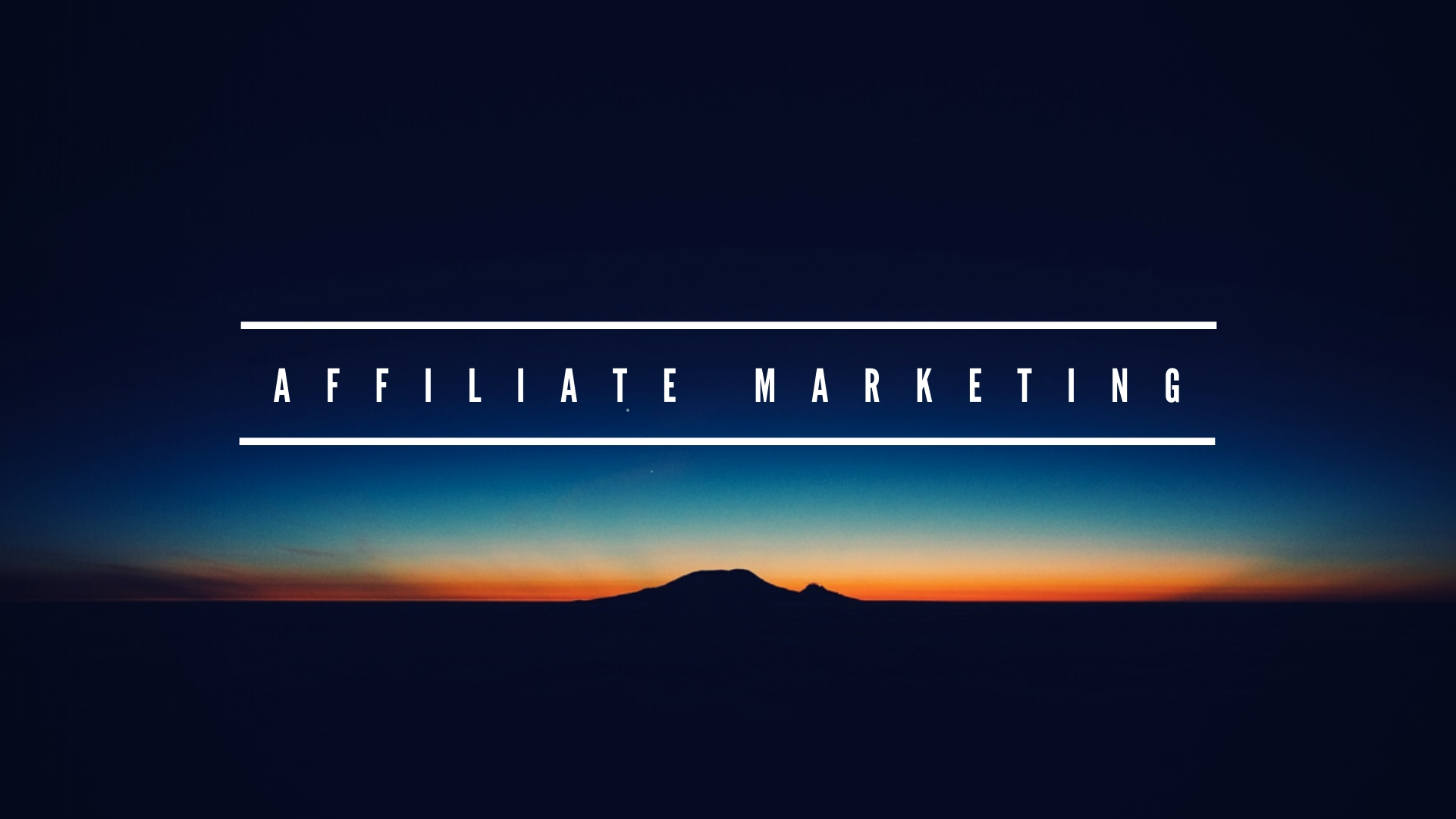 how to make big money as an affiliate