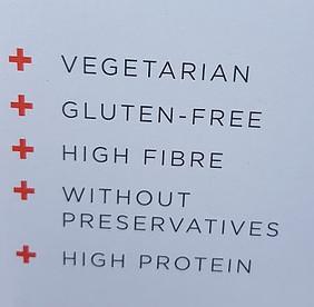 Juice Plus Reviews , Nutritional facts