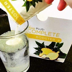 Juice Plus Reviews , The Boosters